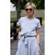 sukienka LUCY - kolor SZARY