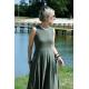 sukienka AUDREY - kolor KHAKI
