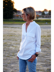 ELLO - Women's blouse with a collar