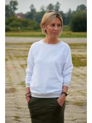 MEG - Sweatshirt mit einem dekorativen Rahmen