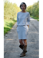 MESA - mini cotton dress