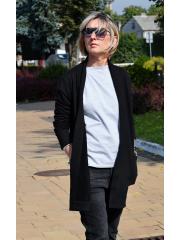 LENA - cotton cardigan with pockets